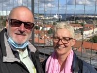 2020 07 11 Weimar Blick von Georgskirche auf Weimar