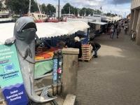 2020 07 12 Warnemünde Fischmarkt