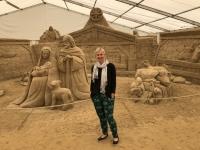 2020 07 13 Binz Sand Festival Familie