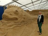 2020 07 13 Binz Sand Festival wunderschöne Figuren