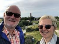 2020 07 13 Kap Arkona Blick vom Peilturm nach 111 Stufen