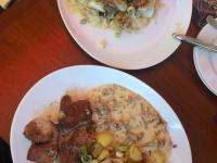 2020 07 14 Binz perfektes Abendessen in unserem Hotel