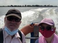 2020 07 14 Insel Hiddensee Fahrt mit Wassertaxi