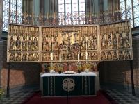 2020 07 15 Güstrow Altar im Dom