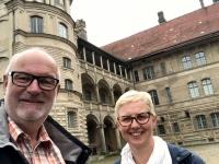 2020 07 15 Güstrow Schloss Innenhof