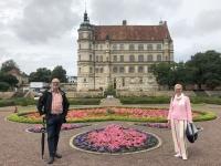 2020 07 15 Güstrow sehr schöner Schlossgarten