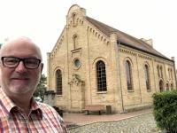 2020 07 15 Krakow am See Synagoge