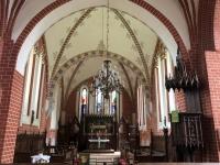 2020 07 16 Röbel Kirche St Marien Altar