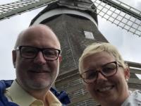 2020 07 16 Röbel Windmühle