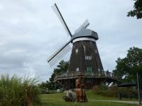 2020 07 16 Röbel wunderschöne Windmühle