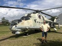 2020 07 16 Rechlin Luftfahrt Techn Museum Mil Mi 24 Sowjetische Luftarmee