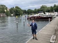 2020 07 17 Brandenburg Wasserentnahme Havel
