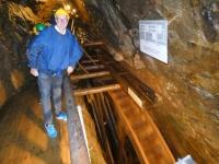 2020 07 18 Annaberg Markus Röhling Stollen riesiges Wasserrad zur Stollenentwässerung
