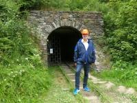 2020 07 18 Jachymov Tschechien Unesco Montanregion Erzgebirge Stollen Nr 1 Eingang