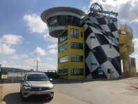 2020 07 18 Sachsenring mit VW Tiguan