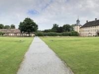 2020 07 04 Deutschland Karolingisches Westwerk und Civitas Corvey Garten