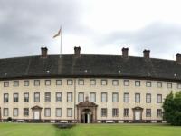 2020 07 04 Deutschland Karolingisches Westwerk und Civitas Corvey