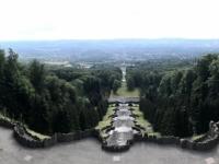 2020 07 04 Kassel Bergpark Blick vom Herkules