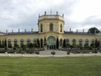2020 07 04 Kassel Staatspark Karlsaue Orangerieschloss