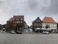 2020 07 07 Glückstadt Stadtplatz