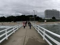 2020 07 10 Timmendorfer Strand von der Sehbrücke