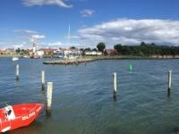 2020 07 11 Insel Poel Hafen gegenüber Wismar