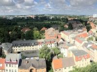 2020 07 11 Weimar Blick von der Georgskirche auf Weimar