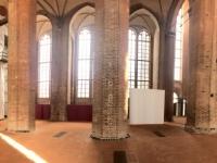 2020 07 11 Weimar Georgskirche innen