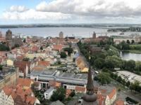 2020 07 12 Stralsund Blick von der Marienkirche 2