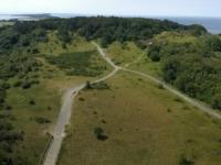 2020 07 14 Insel Hiddensee Blick vom Leuchtturm Dornbusch