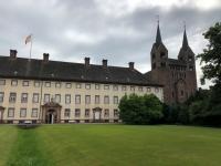 Deutschland Karolingisches Westwerk und Civitas Corvey Kopfbild