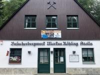 Deutschland Montanregion Erzgebirge Krušnohoří Annaberg Kopfbild