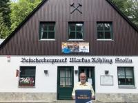 Deutschland Montanregion Erzgebirge Krušnohoří Annaberg