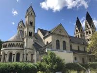 2020 08 22 Koblenz Basilika Sankt Kastor