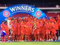 2020 08 23 CL Finale FCB gegen Paris St Germain 1_0 Pokalübergabe
