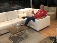 2020 08 23 CL Finale FCB gegen Paris St Germain 1_0  in der Amadeus Lounge