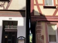 2020 08 23 Miltenberg engste Gasse Deutschlands
