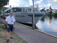 2020 08 23 Wertheim Unser Schiff hat angelegt