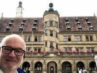 2020 08 24 Rothenburg ob der Tauber Marktplatz