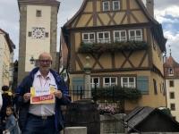 2020 08 24 Rothenburg ob der Tauber Wahrzeichen Plönlein Reisewelt on Tour
