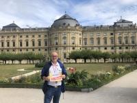 2020 08 24 Würzburg Residenz Hofgarten Reisewelt on Tour