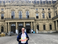 2020 08 24 Würzburg Residenz  Reisewelt on Tour