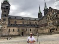 2020 08 25 Bamberg Dom Reisewelt on Tour