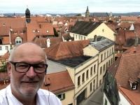 2020 08 25 Bamberg von oben