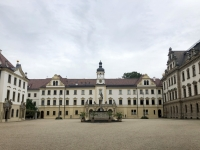 2020 08 27 Regensburg Schloß Thurn und Taxis Innenhof
