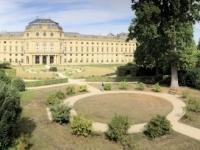 2020 08 24 Würzburg Hofgarten Residenz
