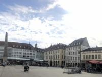 2020 08 24 Würzburg Marktplatz