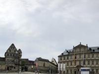 2020 08 25 Bamberg Neue Residenz mit Dom
