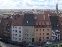 2020 08 26 Nürnberg Blick von der Burg