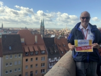 2020 08 26 Nürnberg von oben Reisewelt on Tour